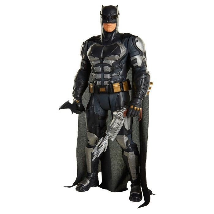 DC Theatrical Armored Batman Figure - image 1 of 15