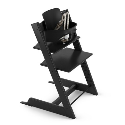 Stokke Tripp Trapp High Chair - Black