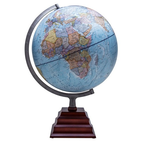 Waypoint Geographic Pacific II Illuminated Desktop Globe - image 1 of 2