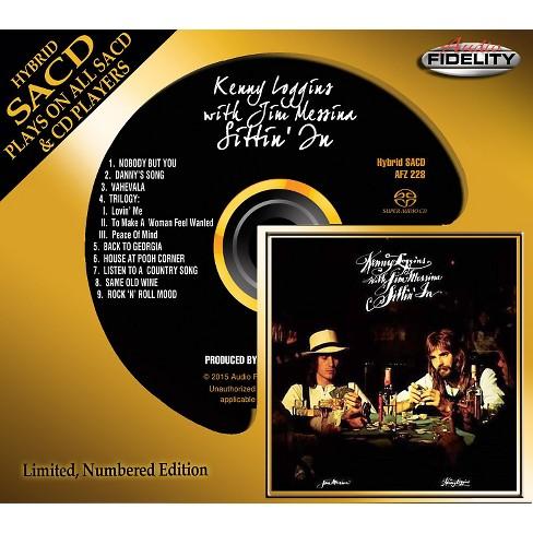 Jim Messina - Sittin' In (CD) - image 1 of 1