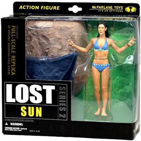 McFarlane Toys Lost Series 2 Sun Action Figure - image 1 of 2