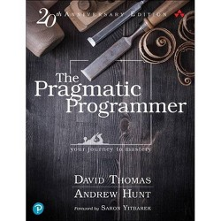 The Pragmatic Programmer - 2 Edition by  David Thomas & Andrew Hunt (Hardcover)