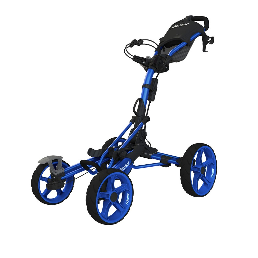 Clicgear 8.0 Cart - Blue, Golf Carts