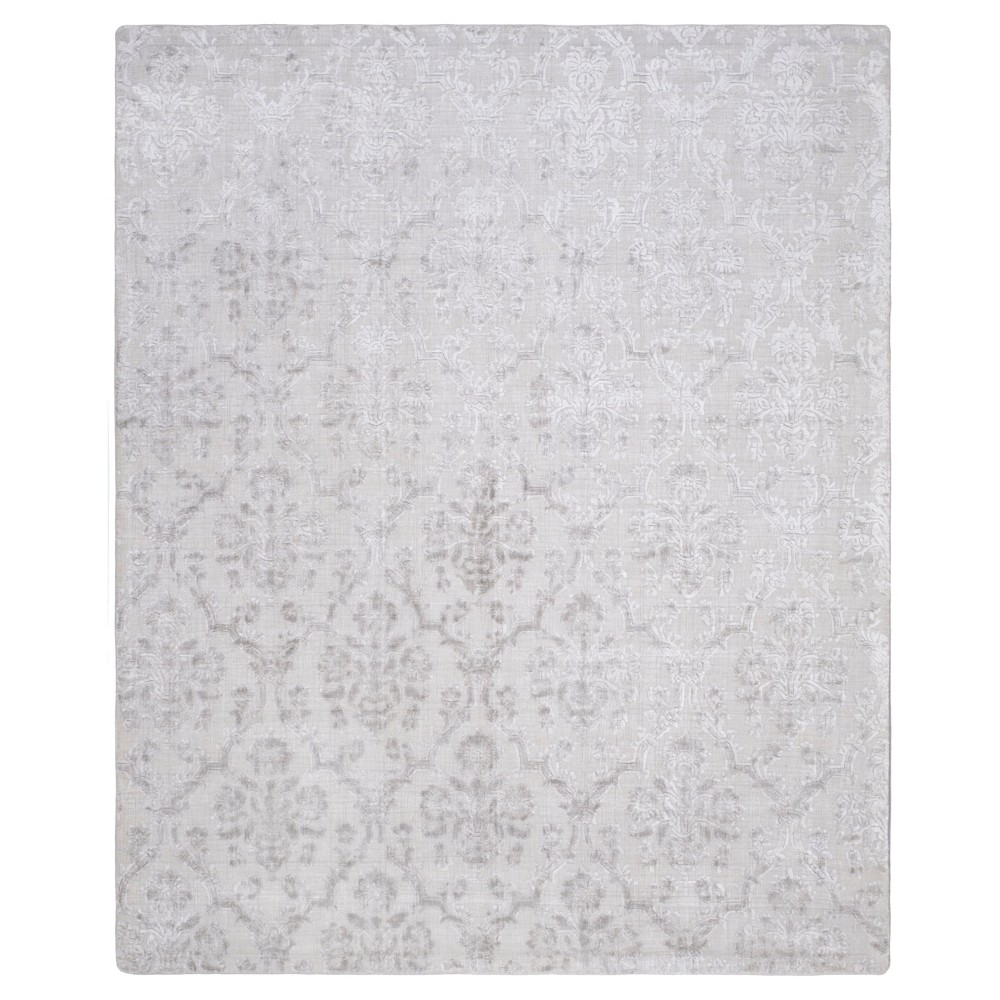 Silver Abstract Loomed Area Rug - (6'x9') - Safavieh