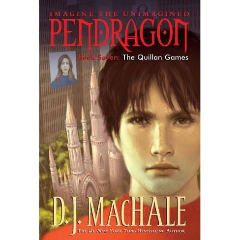 The Quillan Games - (Pendragon (Quality)) by  D J Machale (Paperback) - image 1 of 1