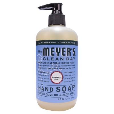 Mrs. Meyer's® Bluebell Liquid Hand Soap - 12.5 fl oz
