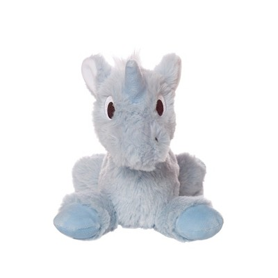 "Manhattan Toy Floppies 7"" Baby Unicorn Plush Toy"