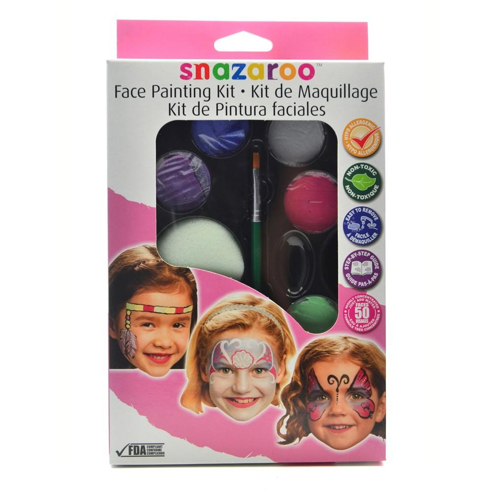 Costume Makeup snazaroo, Multi-Colored