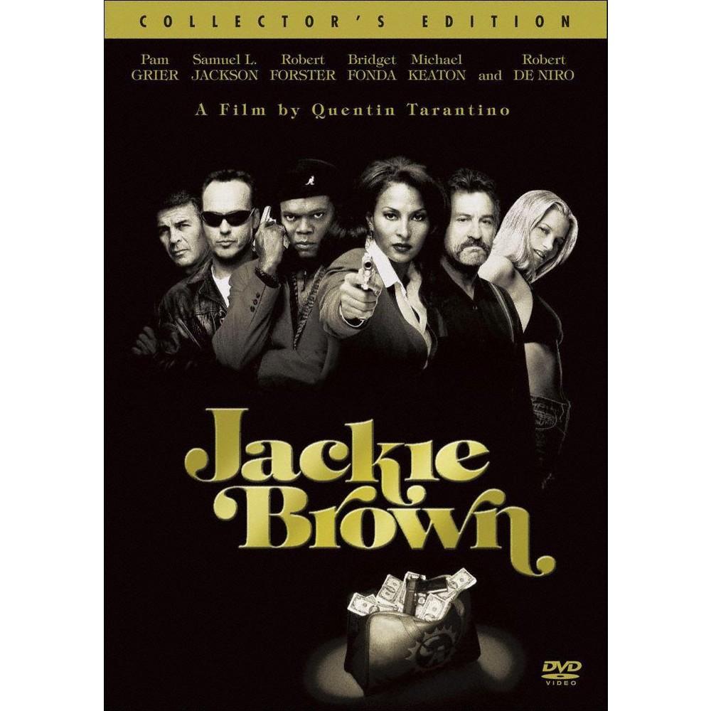 Jackie Brown (Dvd), Movies