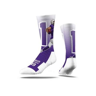 NFL Minnesota Vikings Adam Thielen Premium Socks - M/L