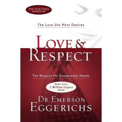 Love and Respect - by Emerson Eggerichs (Hardcover)