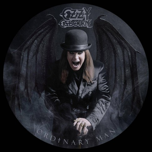 Ozzy Osbourne - Ordinary Man (Picture Disc) (Vinyl) - image 1 of 1