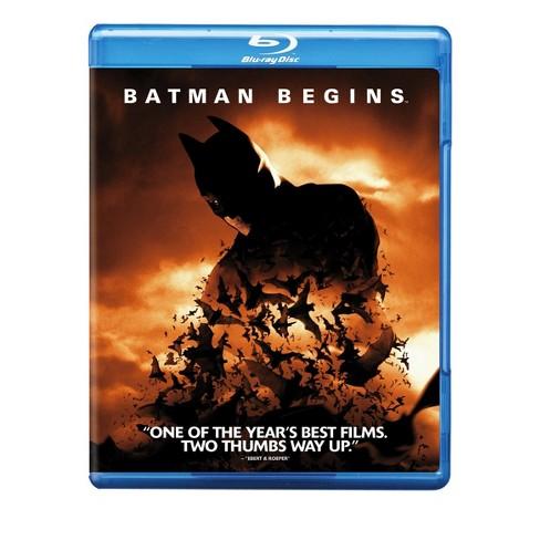 Batman Begins (Blu-ray) - image 1 of 1
