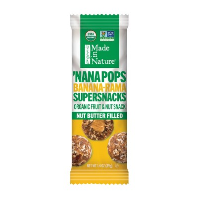 Dried Fruit & Raisins: Made in Nature 'Nana Pops