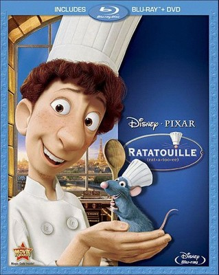 Ratatouille [2 Discs] [Blu-ray/DVD]
