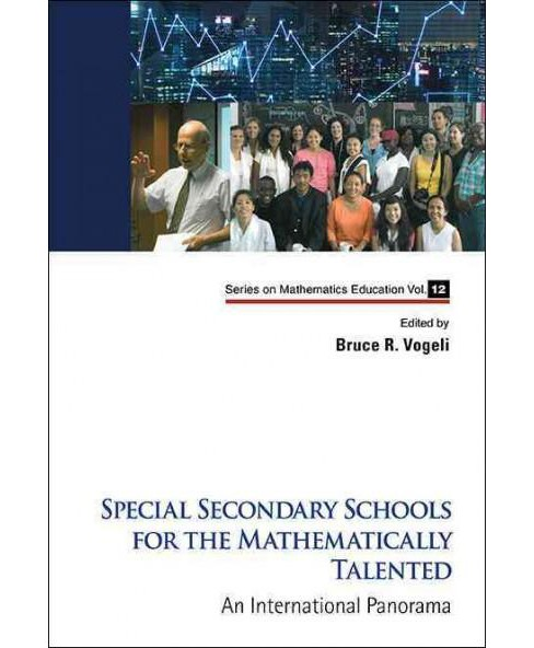 Special Secondary Schools for the Mathematically and Scientifically Talented : An International Panorama - image 1 of 1