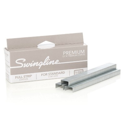 Swingline S.F. 4 Premium Staples 5000ct