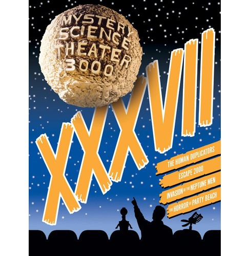 Mystery Science Theater 3000:Vol Xxxi (DVD) - image 1 of 1