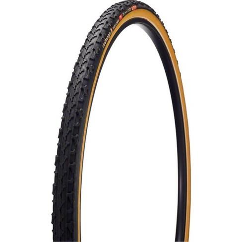 Challenge Baby Limus Pro Tire: Tubular, 700 x 33, 300tpi, Black/Tan - image 1 of 1