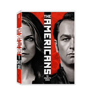 The Americans (Complete Series) (DVD)