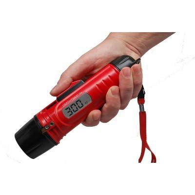 NorChill HawkEye Handheld Sonar - Red