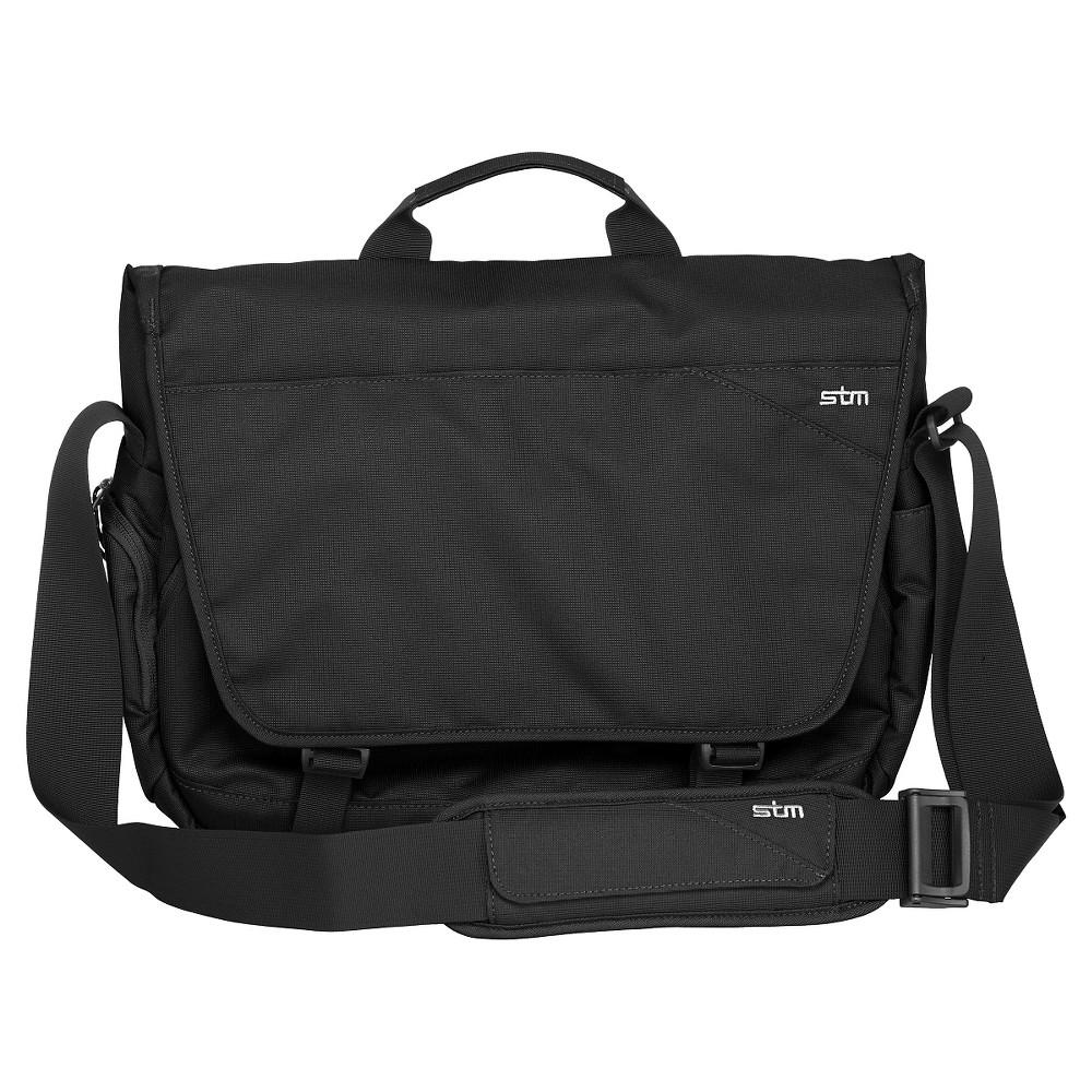 Stm Radial Medium Shoulder Bag - Black (112-117P-01 )