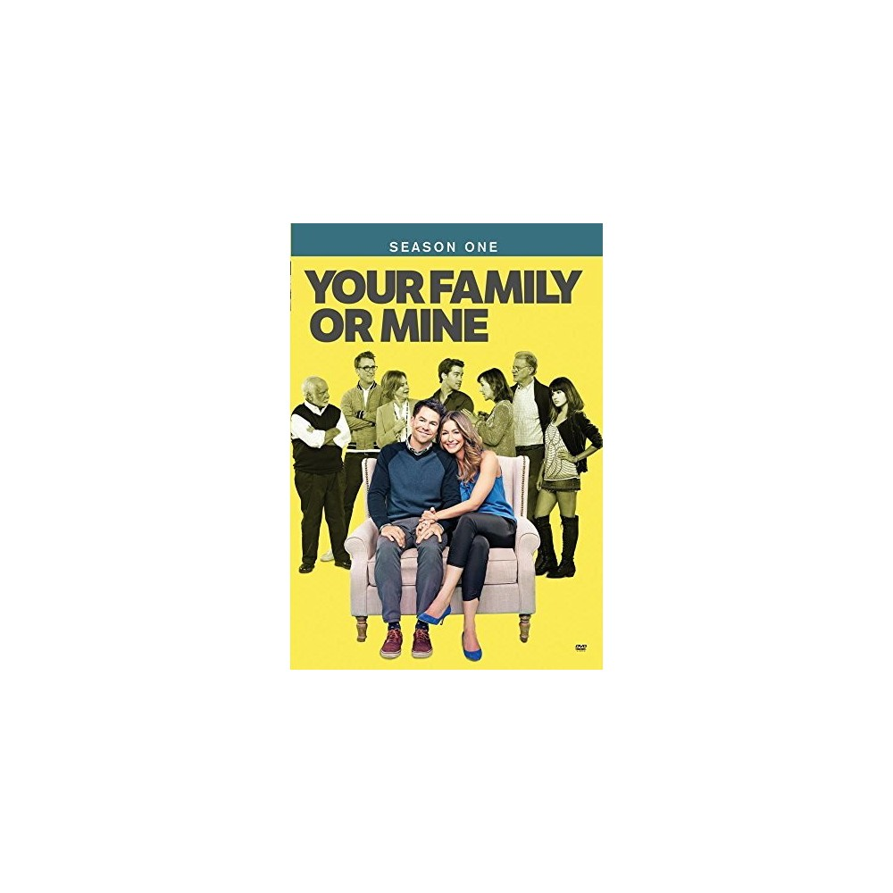 Your Family Or Mine:Season One (Dvd)
