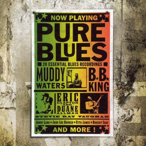 Various - Pure blues (CD) - image 1 of 1