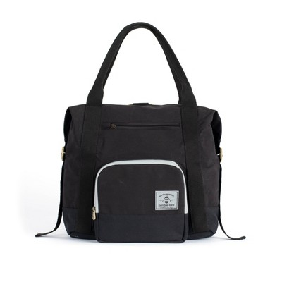 Humble-Bee All Heart Diaper Bag - Onyx