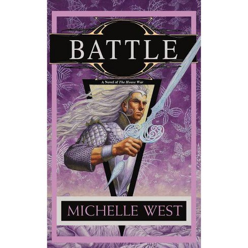 Battle - (House War) by  Michelle West (Paperback) - image 1 of 1