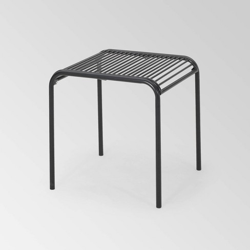 Boston Iron Modern Side Table - Christopher Knight Home  - image 1 of 4