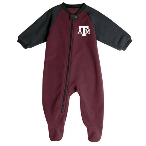 NCAA Texas A&M Aggies Infant Blanket Sleeper - image 1 of 2