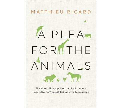Plea for the Animals : The Moral, Philosophical, and Evolutionary Imperative to Treat All Beings With - image 1 of 1