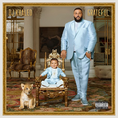 DJ Khaled - GRATEFUL - image 1 of 1