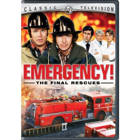 Emergency: The Final Rescues (DVD) - image 1 of 1
