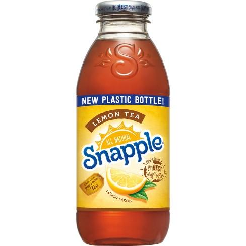 Snapple Lemon Tea - 16 fl oz Bottle - image 1 of 1