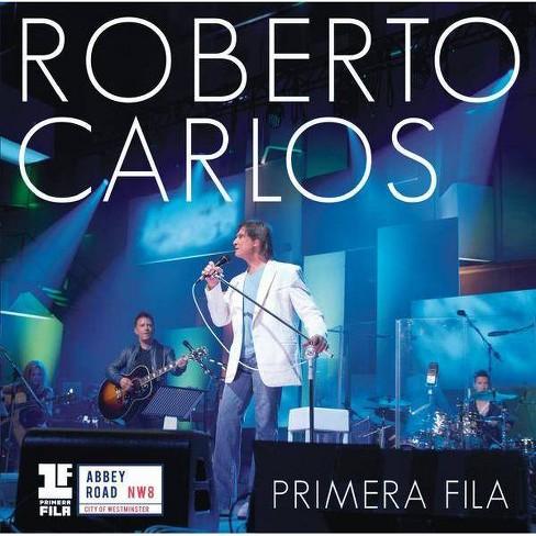 Roberto Carlos - Primera Fila (CD) - image 1 of 1