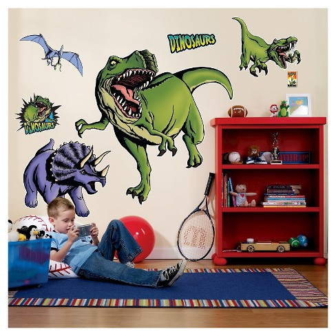 Dinosaurs  Wall Decal - image 1 of 1