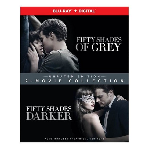 Fifty Shades of Grey/Fifty Shades Darker: 2 Movie Collection (Blu-ray) - image 1 of 1