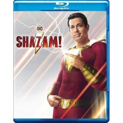 Shazam! (Blu-Ray + DVD + Digital)