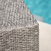 Puerta Wicker Side Table - Christopher Knight Home - image 3 of 4