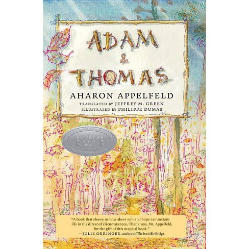 Adam and Thomas - by  Aharon Appelfeld (Paperback) - image 1 of 1