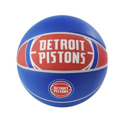 "NBA Detroit Pistons Spalding Official Size 29.5"" Basketball"