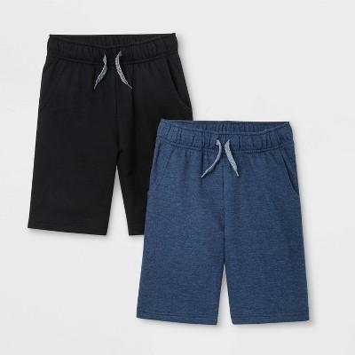 Boys' 2pk Pull-On Knit Shorts - Cat & Jack™