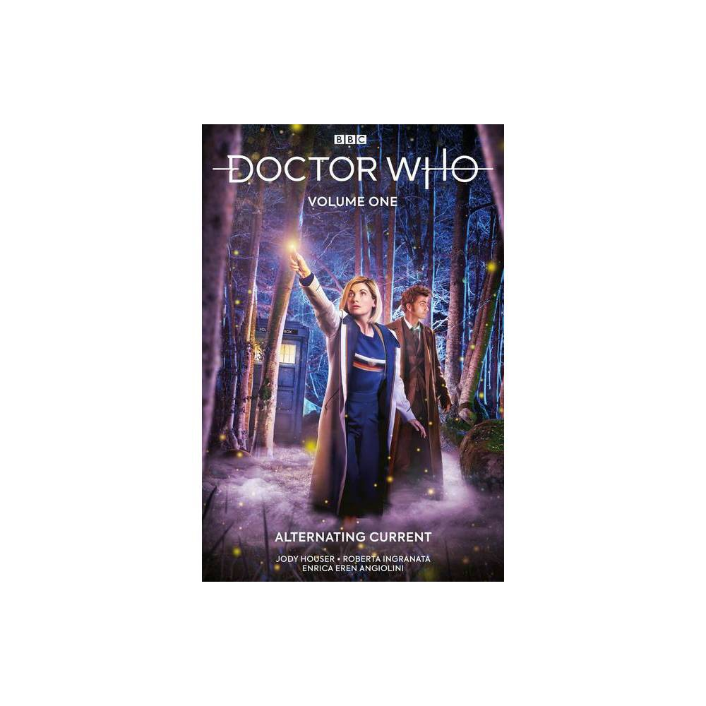 Doctor Who Vol 1 Alternating Current By Jody Houser Paperback