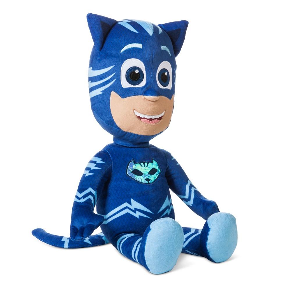 "Image of ""PJ Masks 22""""x10"""" Catboy Pillow Buddy Blue"""