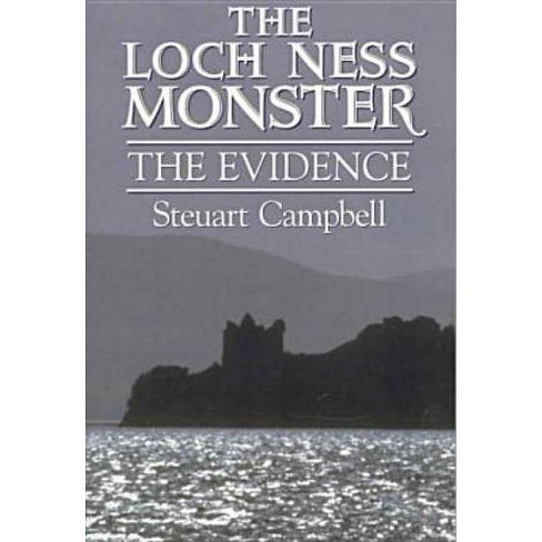 Loch Ness Monster - by  Steuart Campbell (Paperback) - image 1 of 1