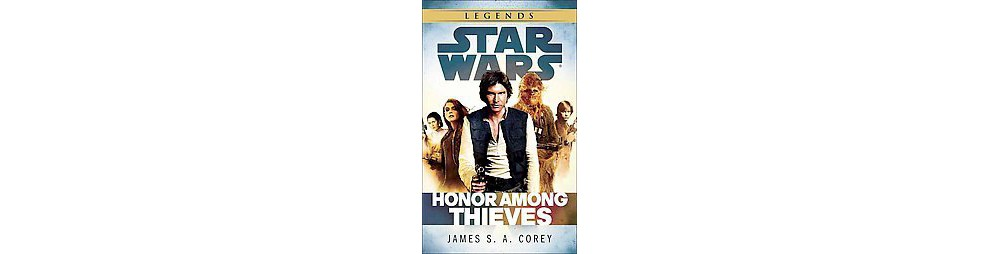 Star Wars Honor Among Thieves (Paperback) (James S. A. Co...