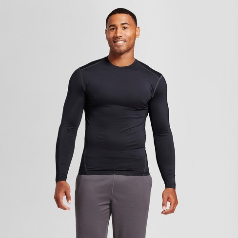 df85a5c26182 Men s Power Core® Compression Long Sleeve T-Shirt - C9 Champion ...