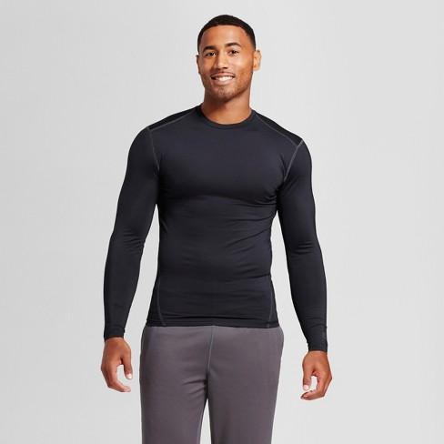 6e63e650 Men's Power Core® Compression Long Sleeve T-Shirt - C9 Champion ...